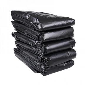 Мешки для мусора ПВД 220л 50 мкм фото