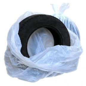 Мешки для колес ПНД 17 мкм 105x105 фото