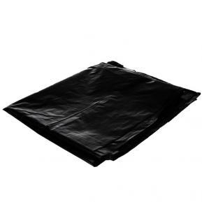 Мешки для мусора ПВД 120л 50 мкм фото