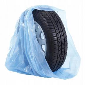 Мешки для колес ПНД 14 мкм 105x105 фото