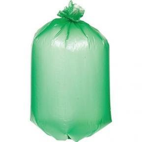 Мешки для мусора ПВД 80л 80 мкм фото