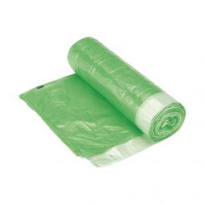 Мешки для мусора ПНД 140л 10 мкм фото