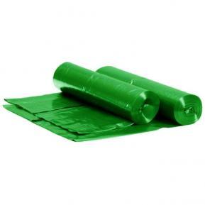 Мешки для мусора ПСД 120л 15 мкм фото