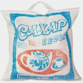 Мешки ПП с логотипом 10 кг фото