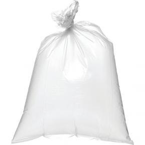 Мешки для мусора ПВД 100л 50 мкм фото